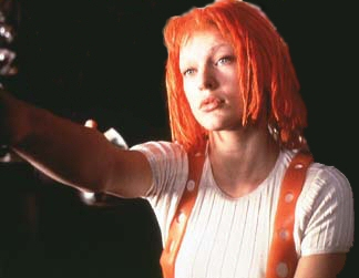 j'ai toujours su que je ressemblais un peu à Milla Jovovitch dans Non classé 32